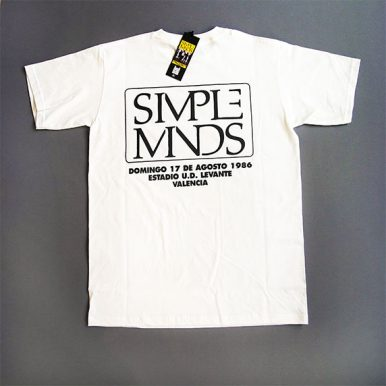 SIMPLE MINDS 1986