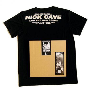 BOX NICK CAVE 1988 – ORGANIZACION