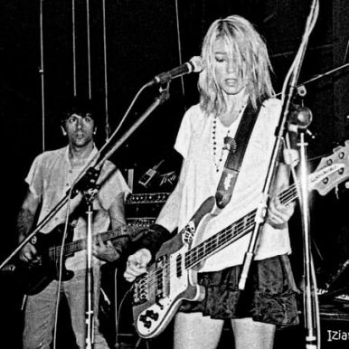 FOTOGRAFÍA SONIC YOUTH